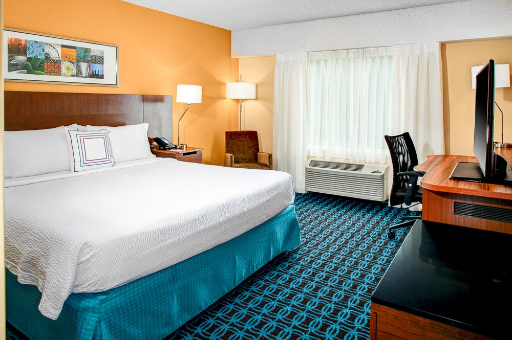 Fairfield Inn & Suites Atlanta Alpharetta