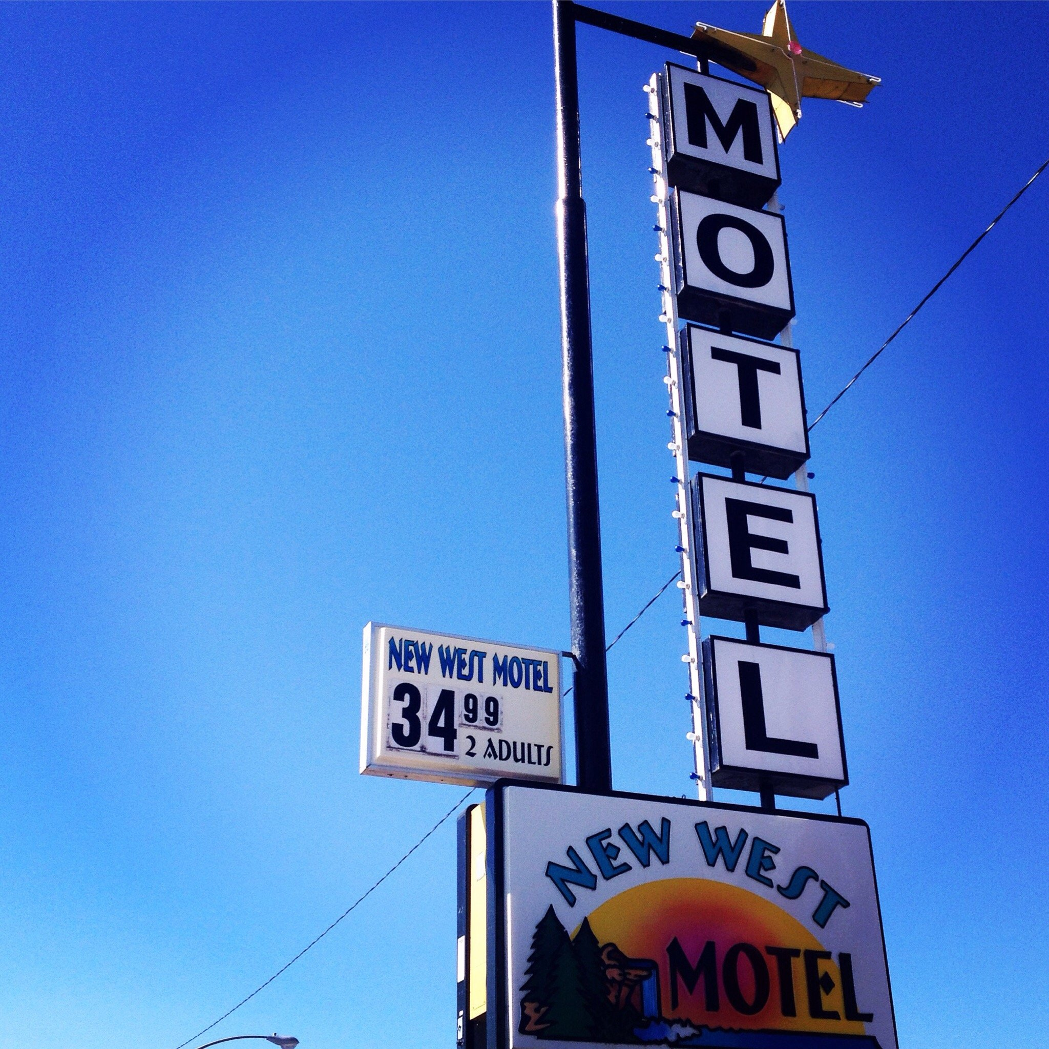 New West Motel