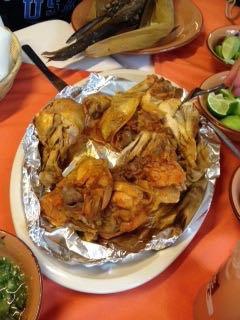 El Gavilán Barbacoa de Pollo