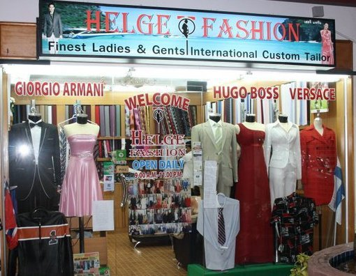 Helge Fashion Custom Tailor