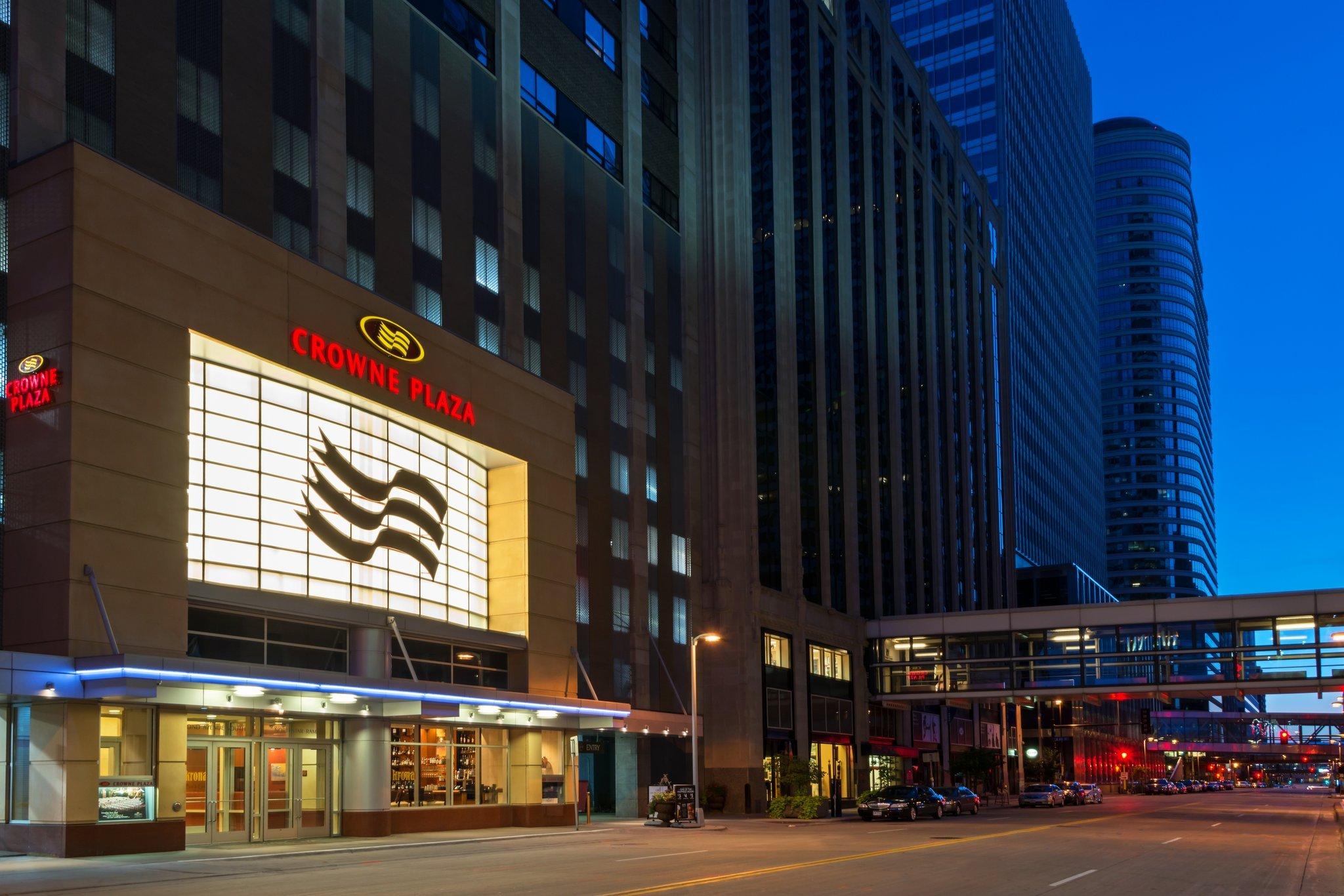 明尼阿波利斯市區(北極星購物中心)皇冠假日飯店