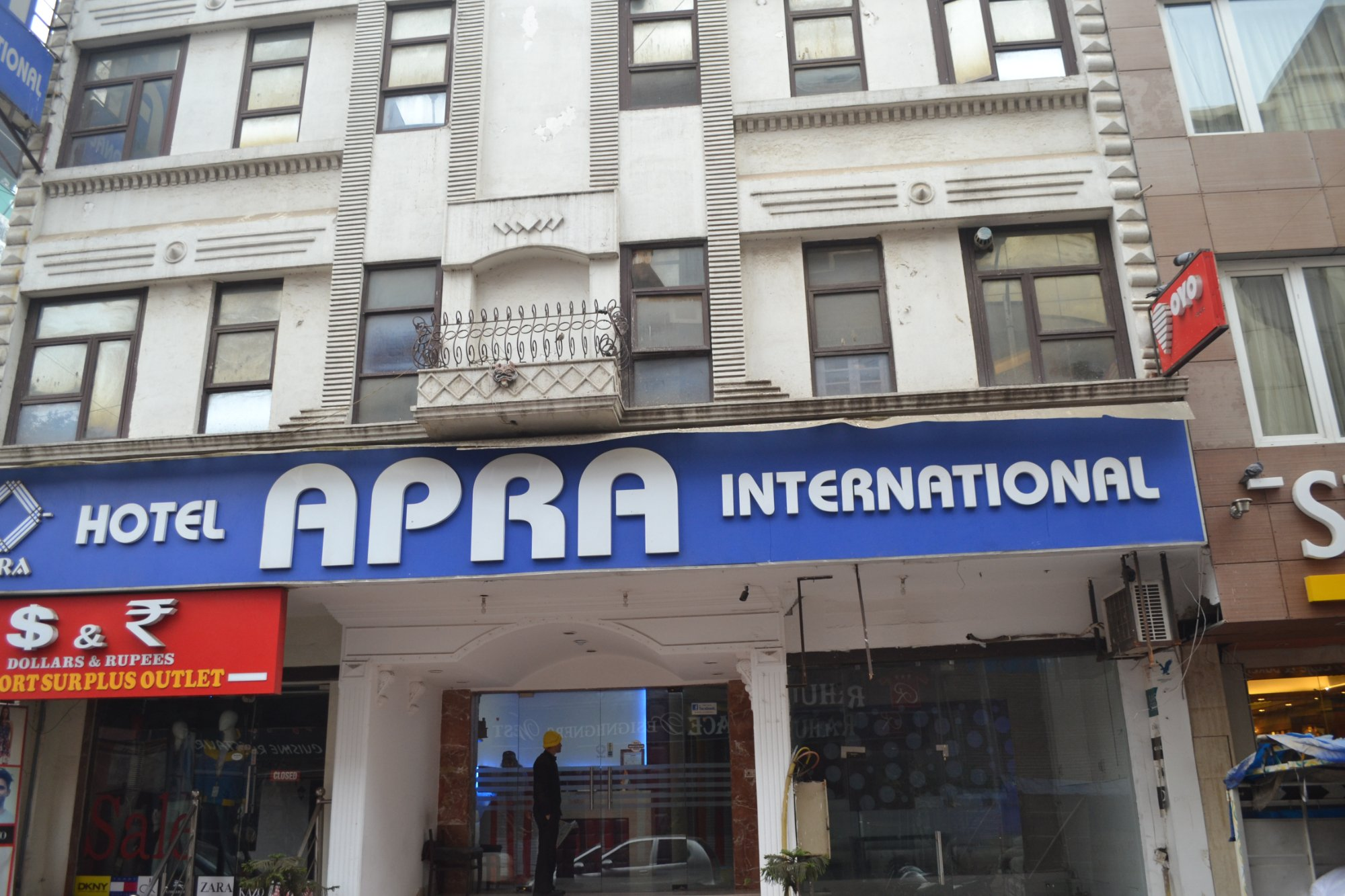 ‪Hotel Apra International‬