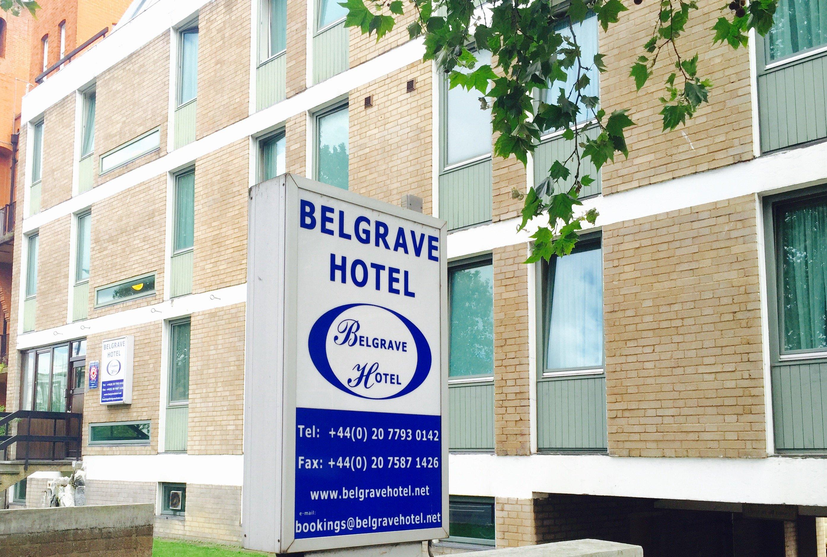 벨그레이브 호텔