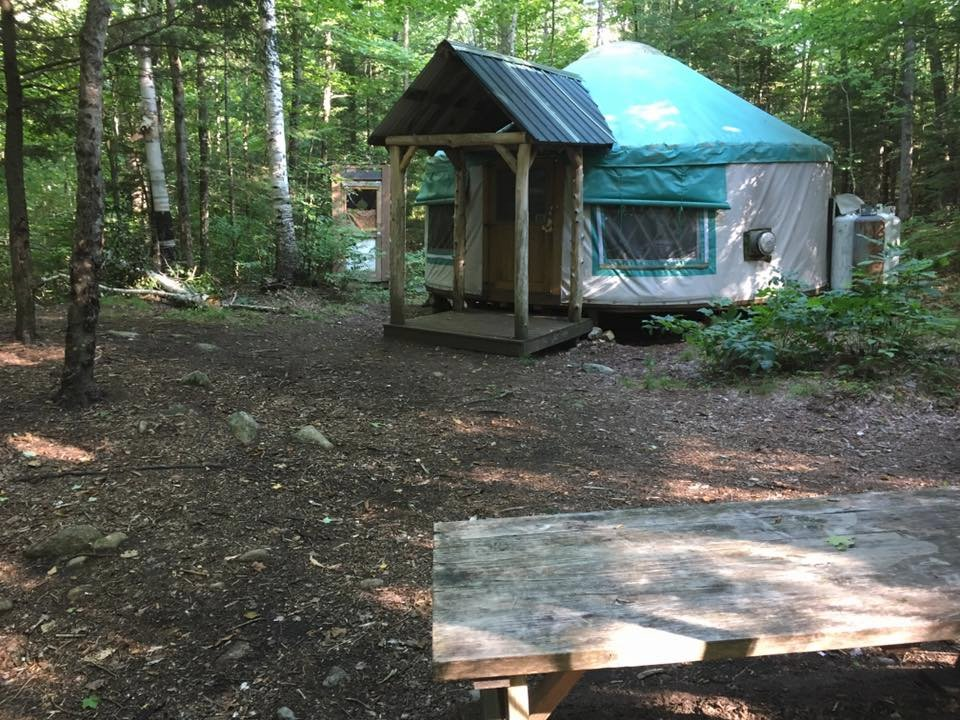 Falls Brook Yurts