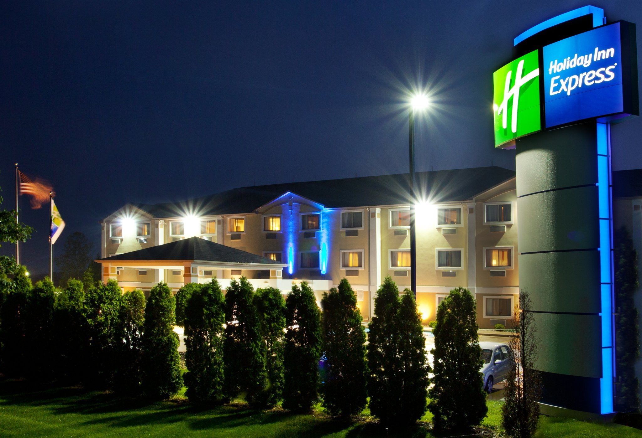 Holiday Inn Express Kendalville