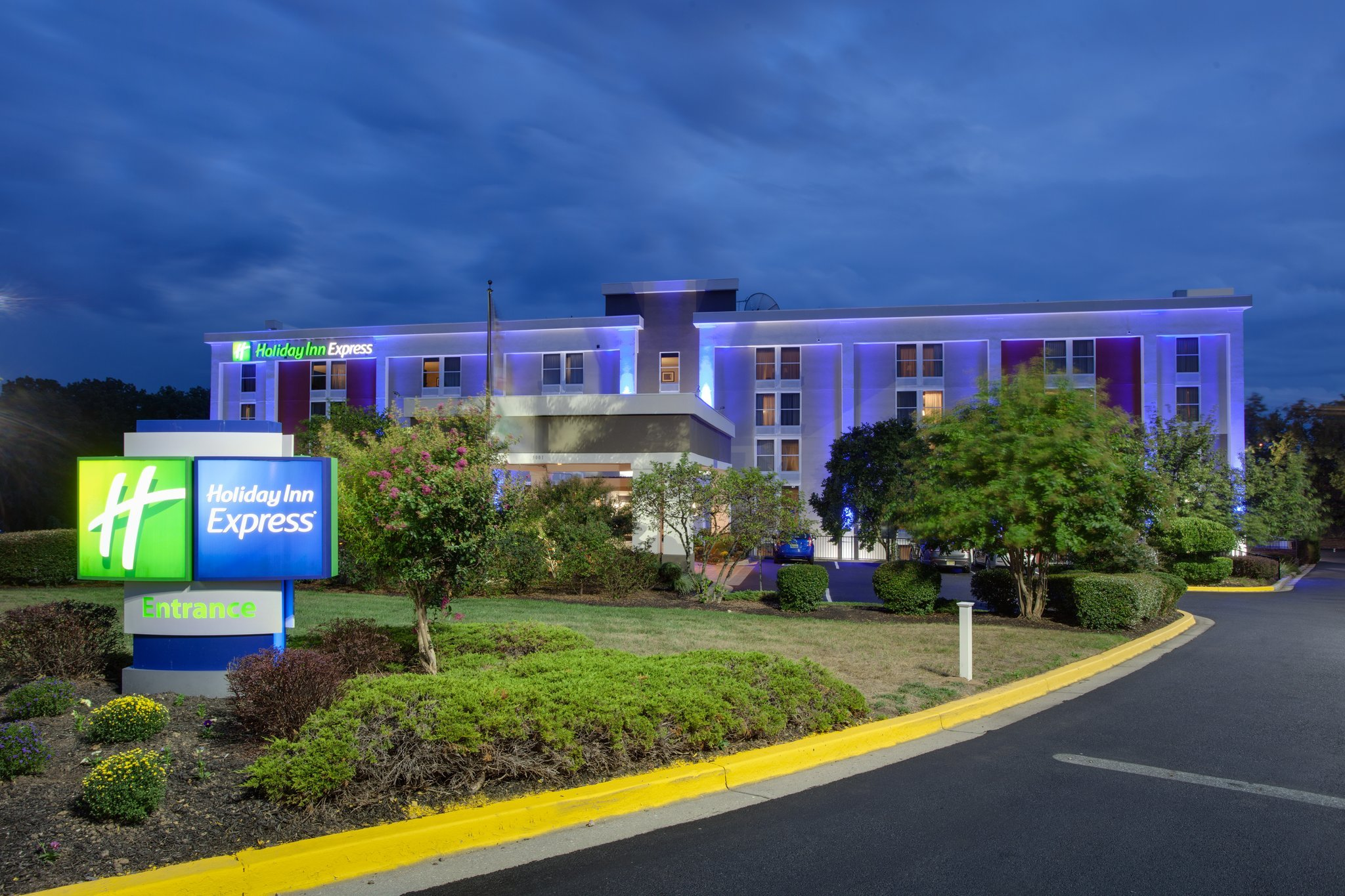 Holiday Inn Express Washington DC East - Andrews AFB