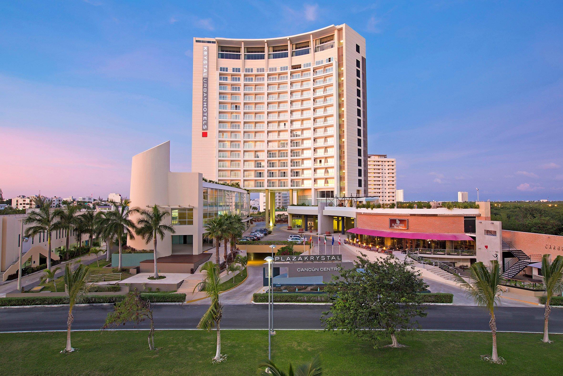 Krystal Urban Hotel