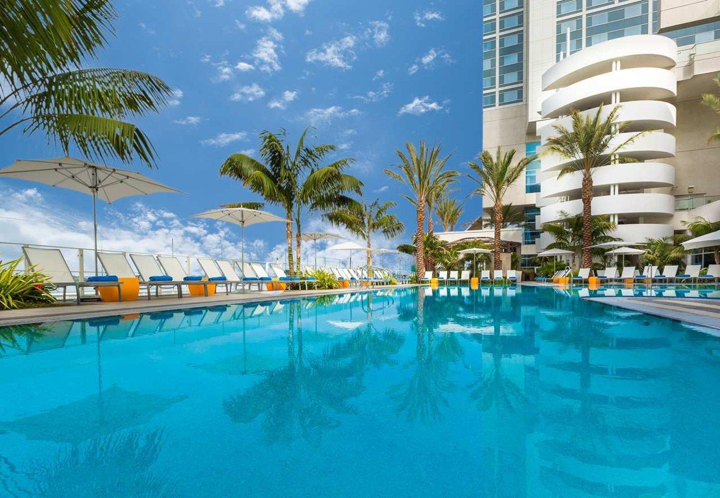 聖地亞哥海灣希爾頓酒店