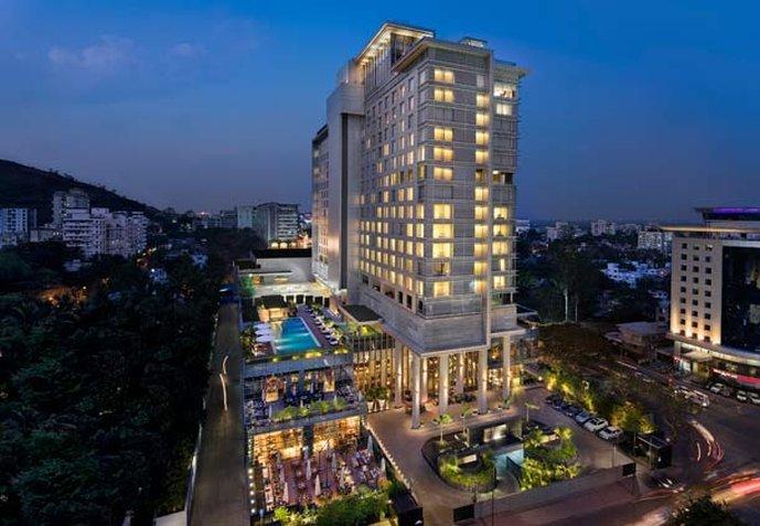 โรงแรม ปูเน่ แมริออท คอนเวนชั่น เซ็นเตอร์