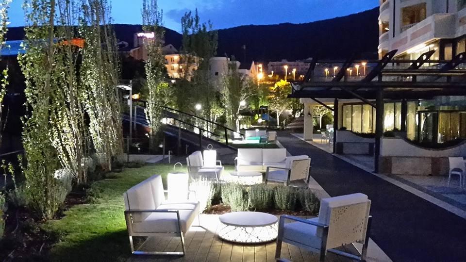 ホテル グラン パラディスコ