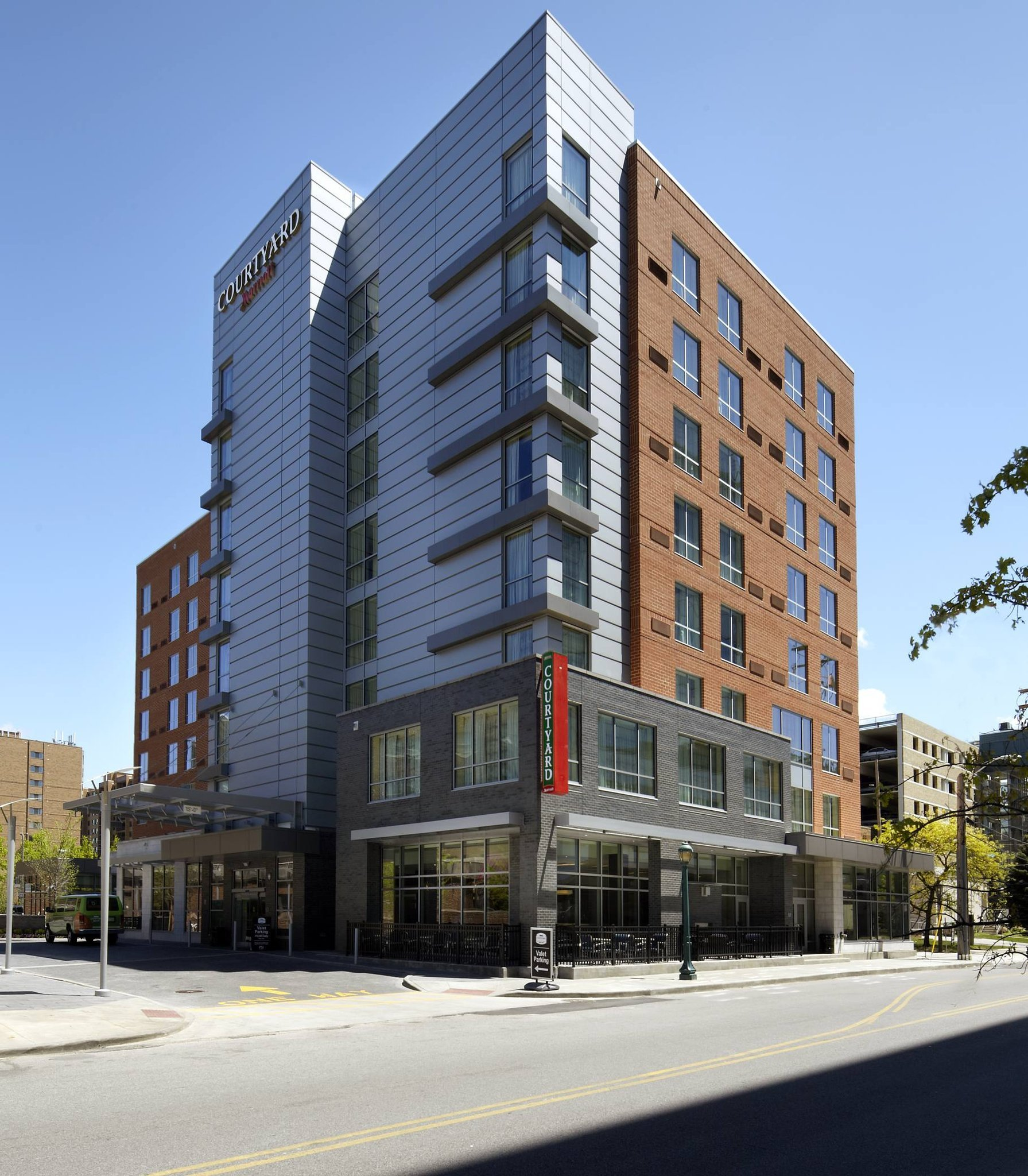 Courtyard Cleveland University Circle (Ohio) 2016 Hotel Reviews . Full resolution  portraiture, nominally Width 1791 Height 2048 pixels, portraiture with #1F58AC.