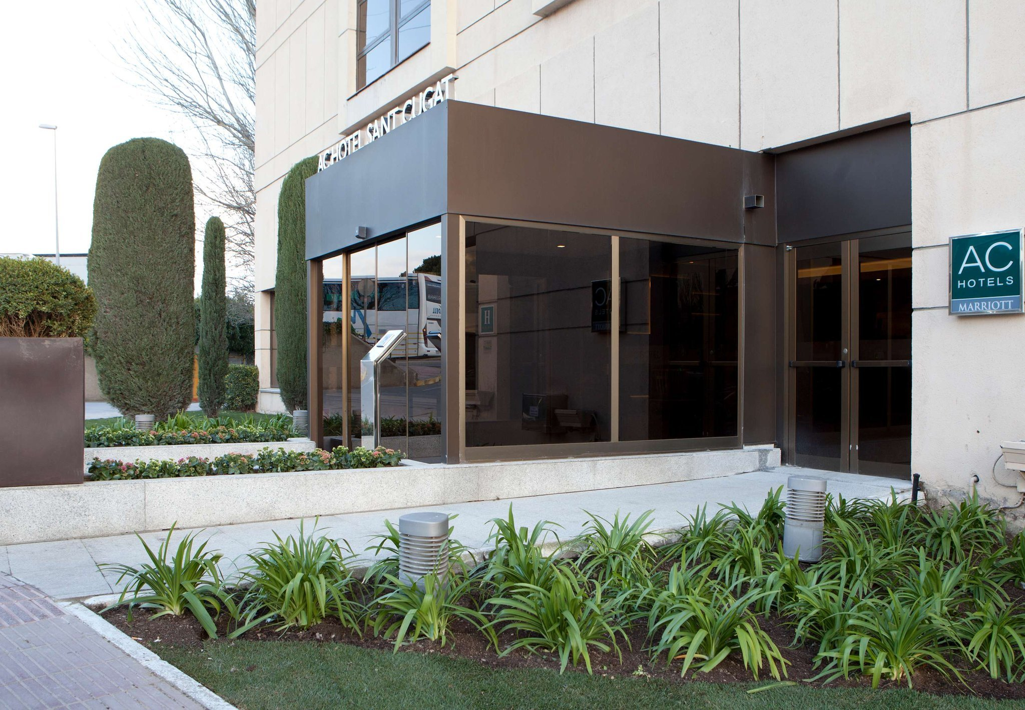 聖庫加特 AC 飯店