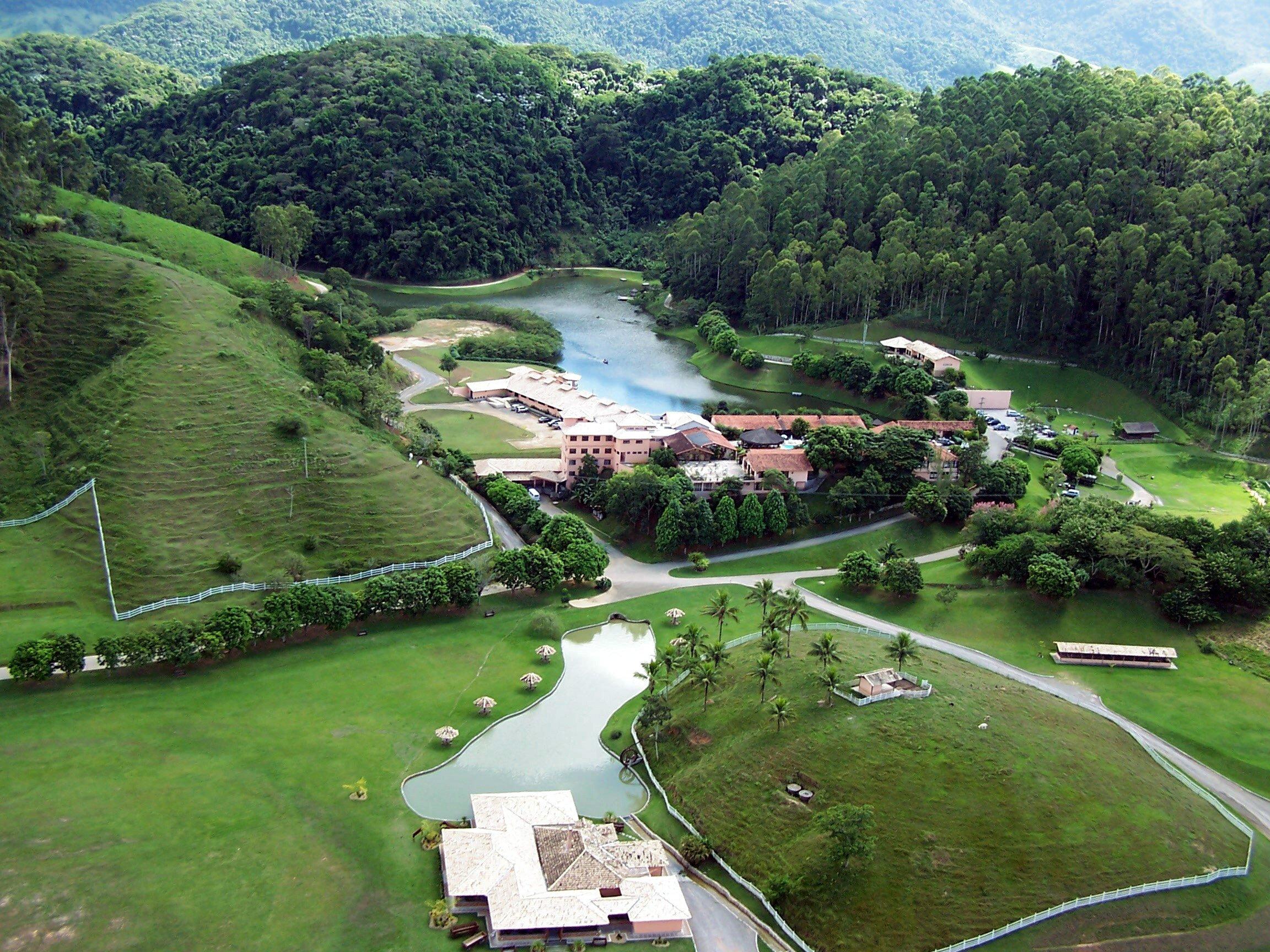 Fazenda Ribeirao Hotel De Lazer