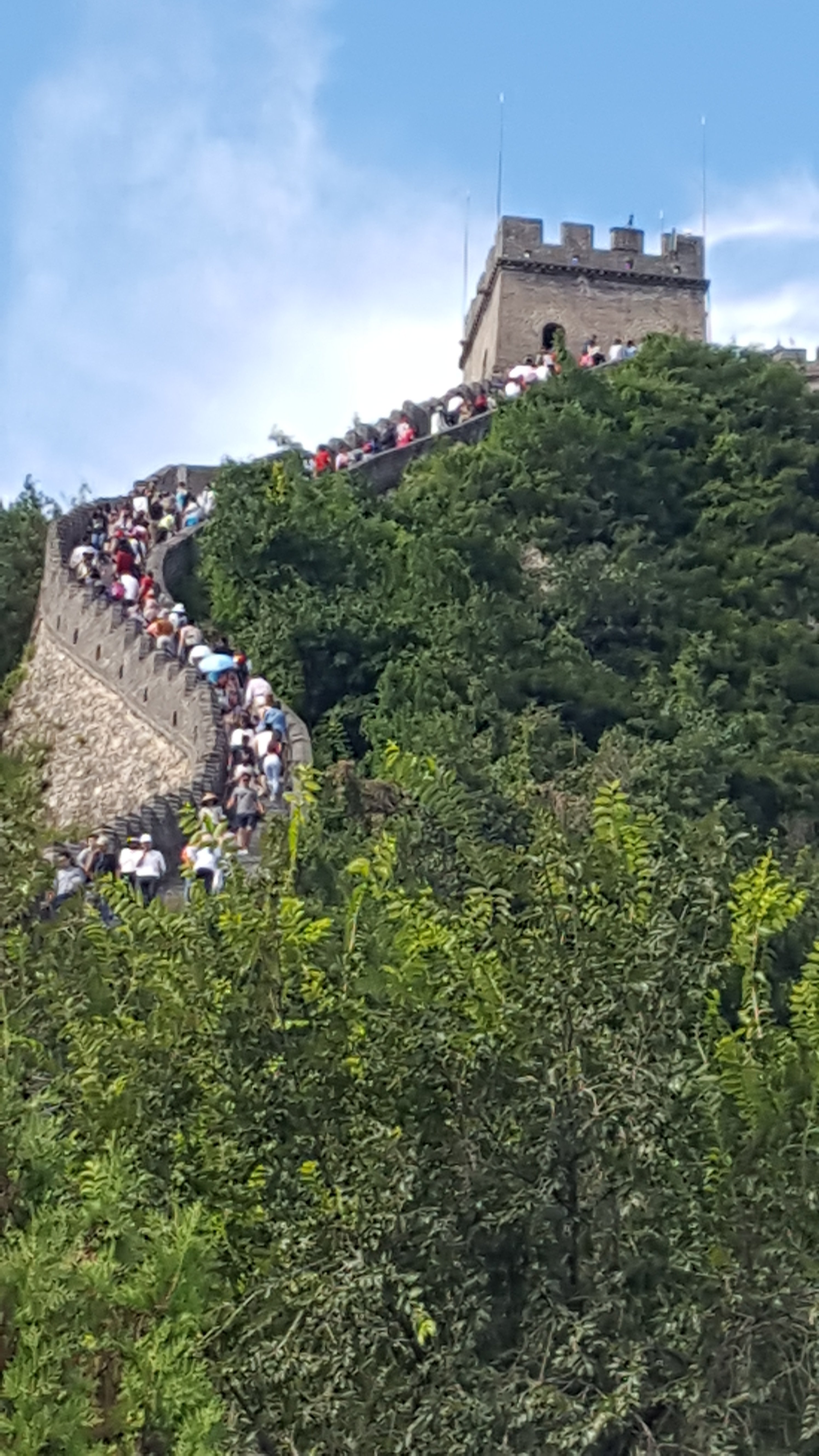 an overview of china and the great wall Great wall's history starts from the spring and autumn period, lasting 2,700 years, and it was built by over 20 states in several dynasties till qing dynasty.