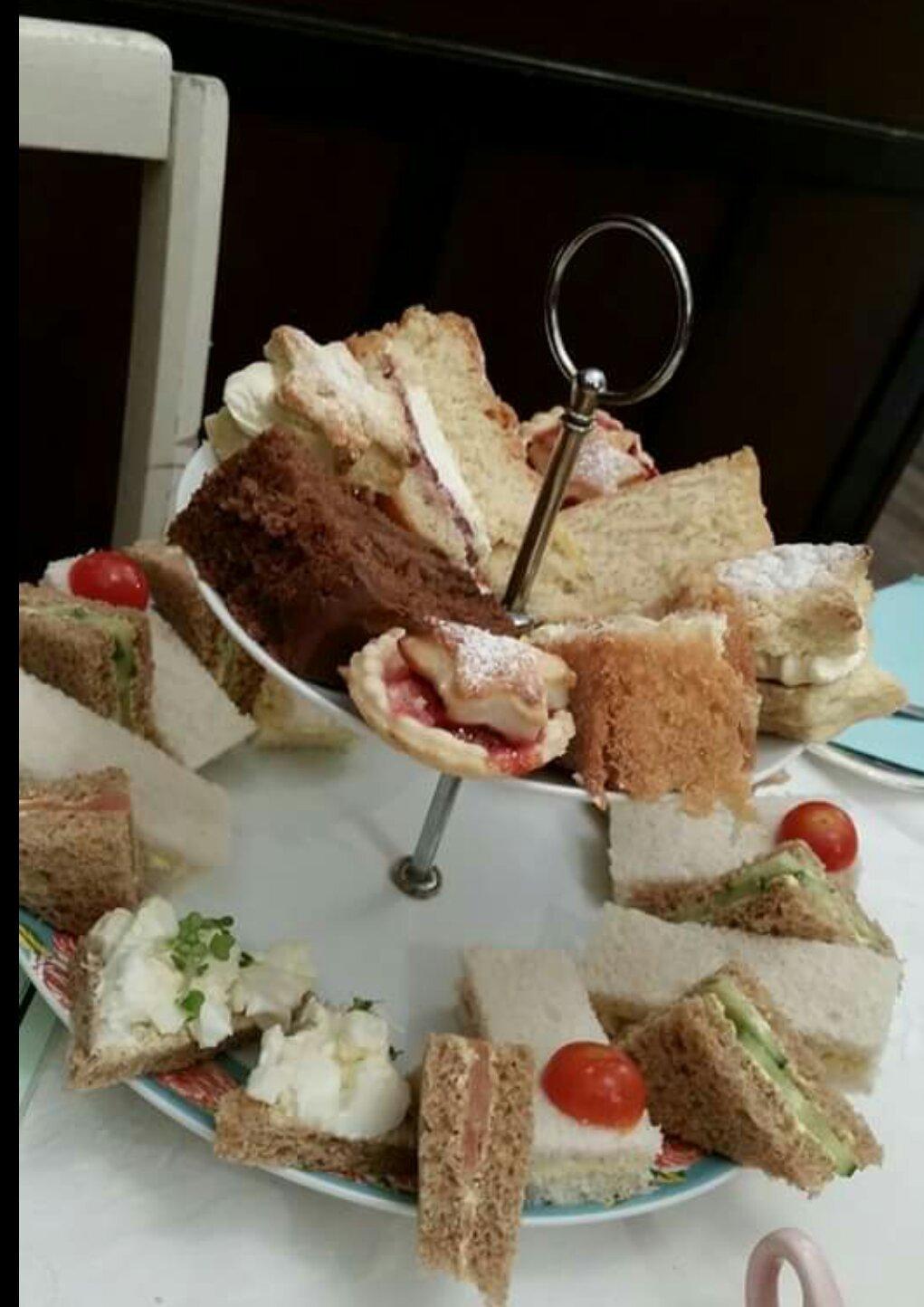 Francis Tea Rooms, Scarborough - Restaurant Reviews \u0026 Photos ...