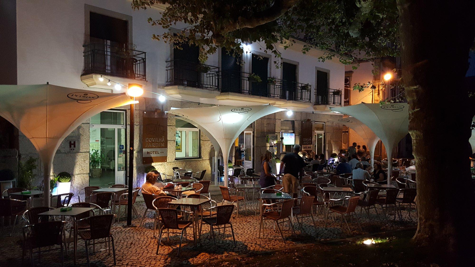 Hotel Covilha Jardim