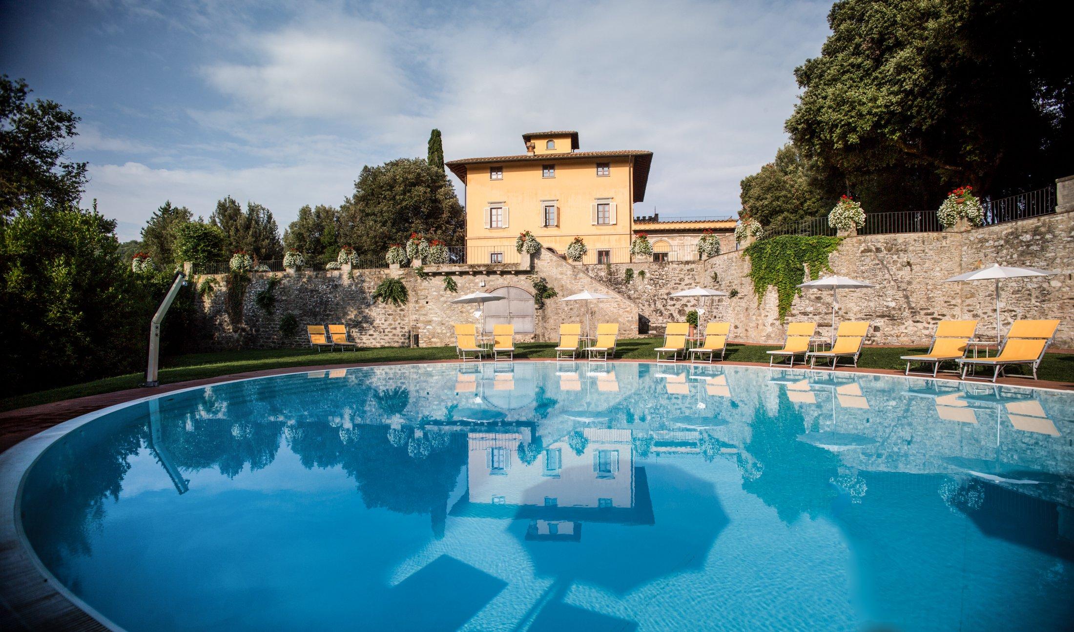 Hotel Villa Campomaggio Resort & Spa