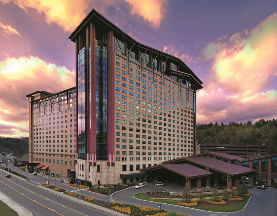 ‪Harrah's Cherokee Casino Resort‬