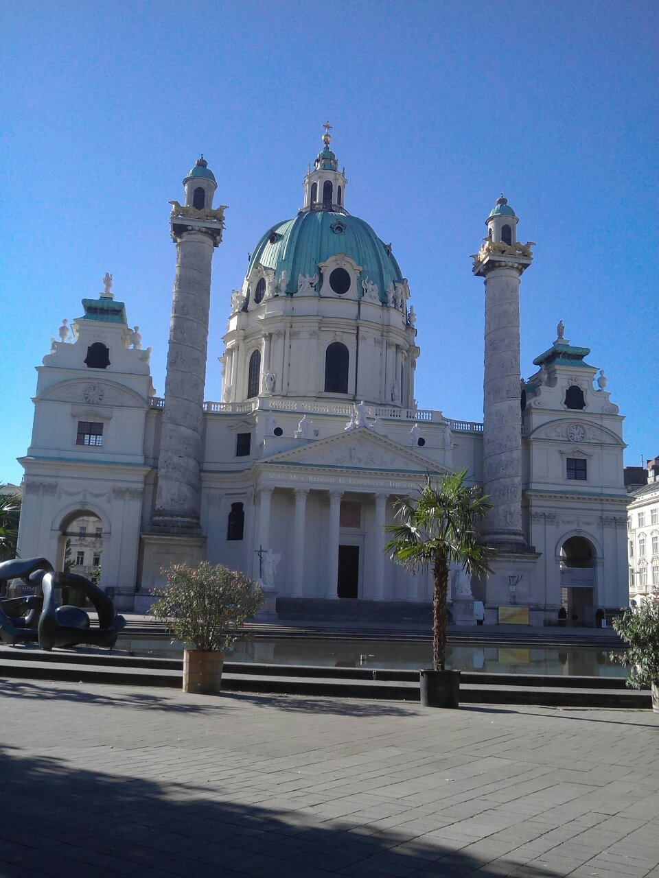 Chiesa San Carlo Borromeo -Vienna