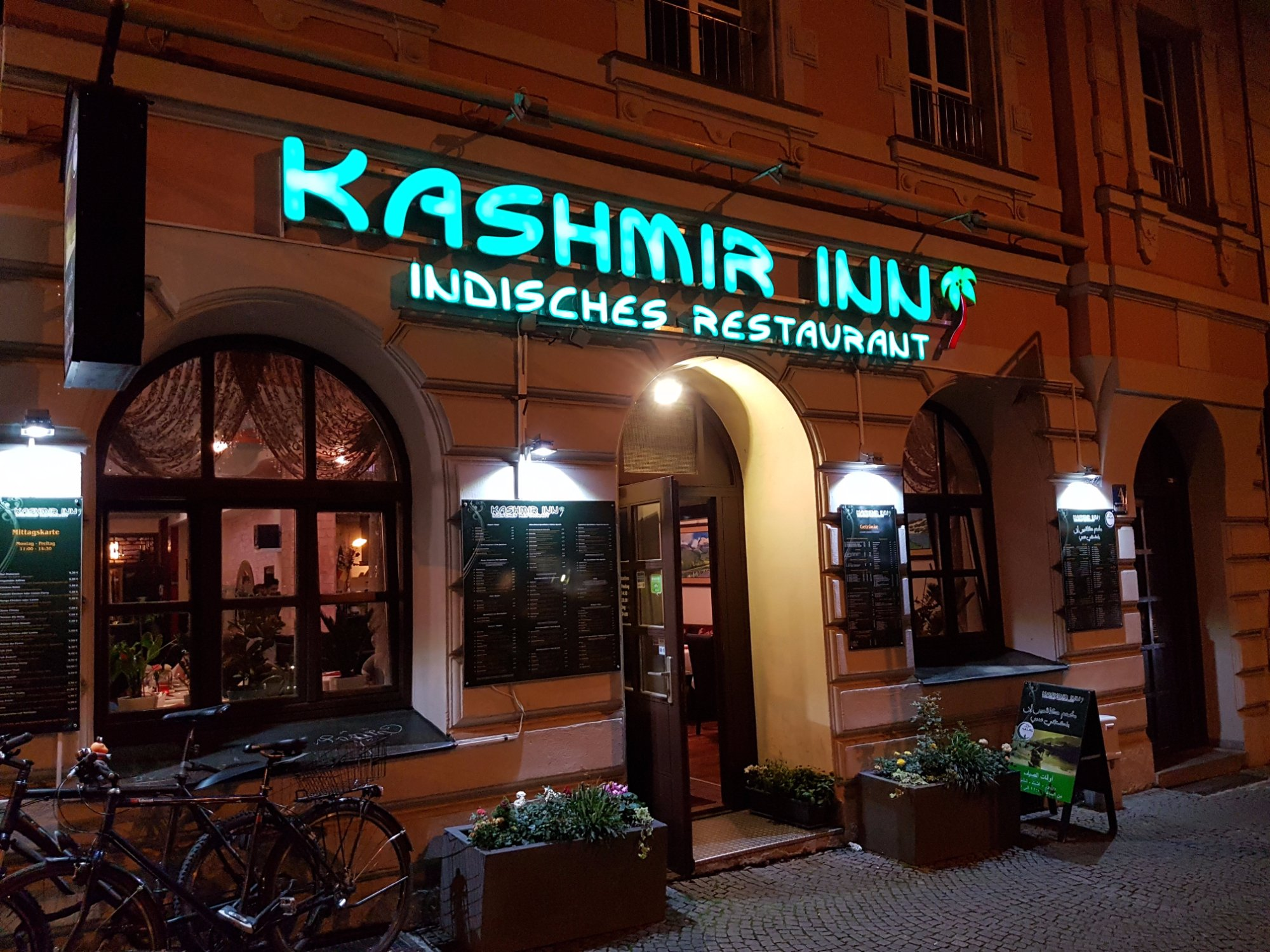 Things To Do in Afghani, Restaurants in Afghani