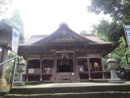Hanyu Gokoku Hachimangu Shrine