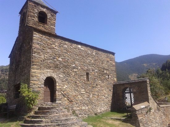 Sant Cristofol d'Anyos Church