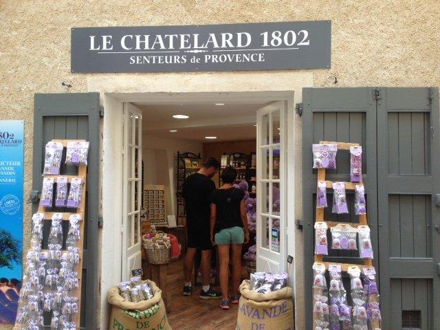 Le Chatelard 1802 Moustiers Sainte Marie Frankrike