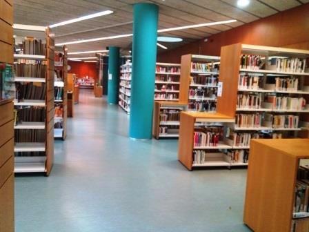 Biblioteca Josep Jardí