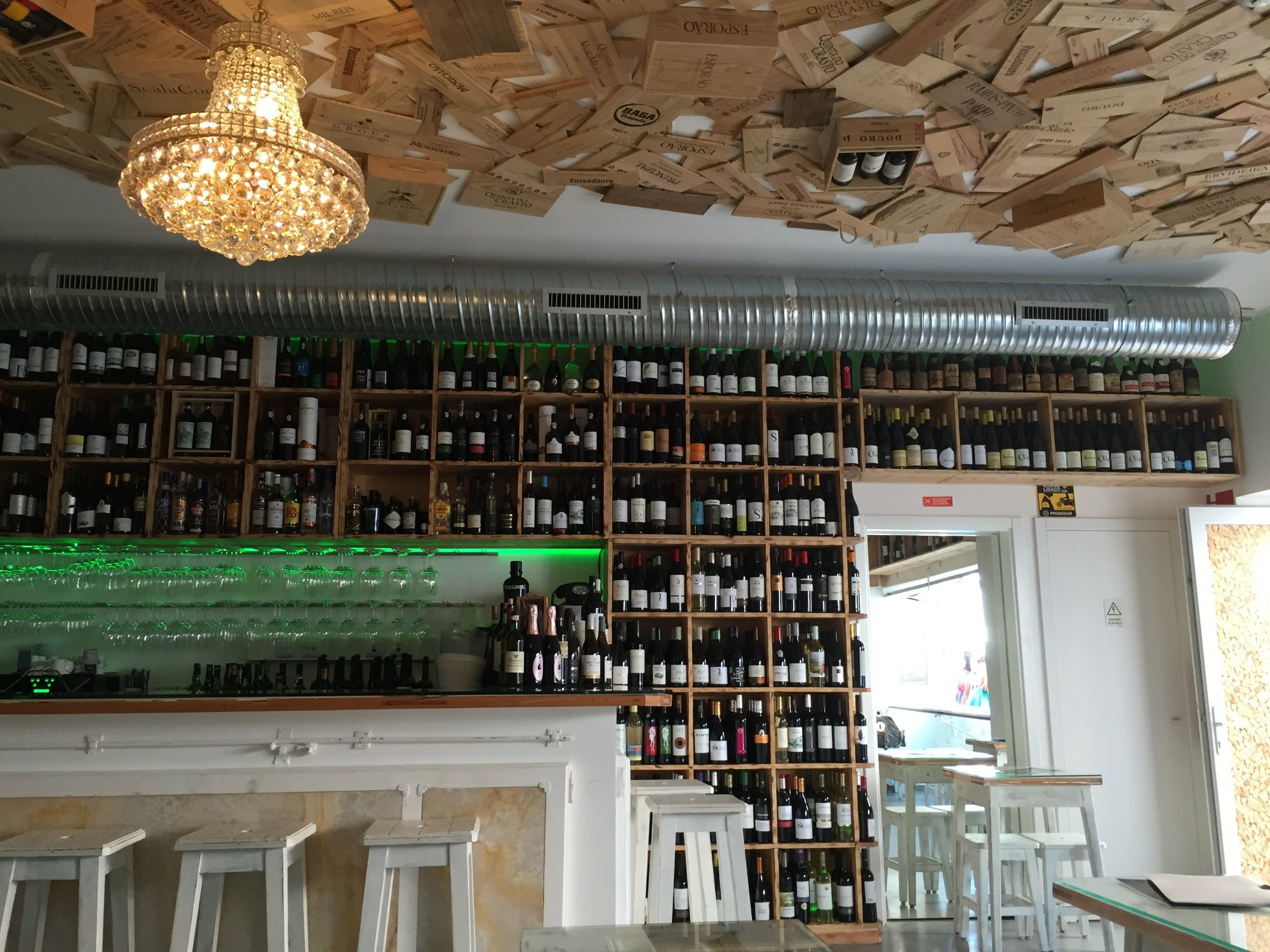 Where to eat Wine Bar food in Cascais: The Best Restaurants and Bars