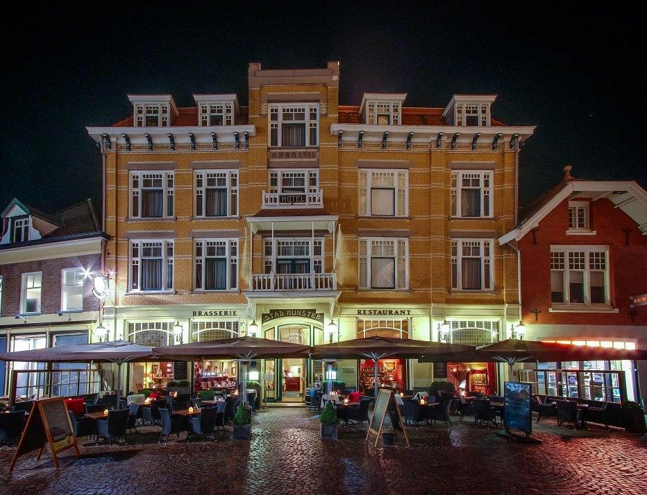 ホテル レストラン スタッド ムンスター