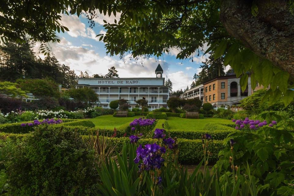 ‪Hotel de Haro at Roche Harbor Resort‬
