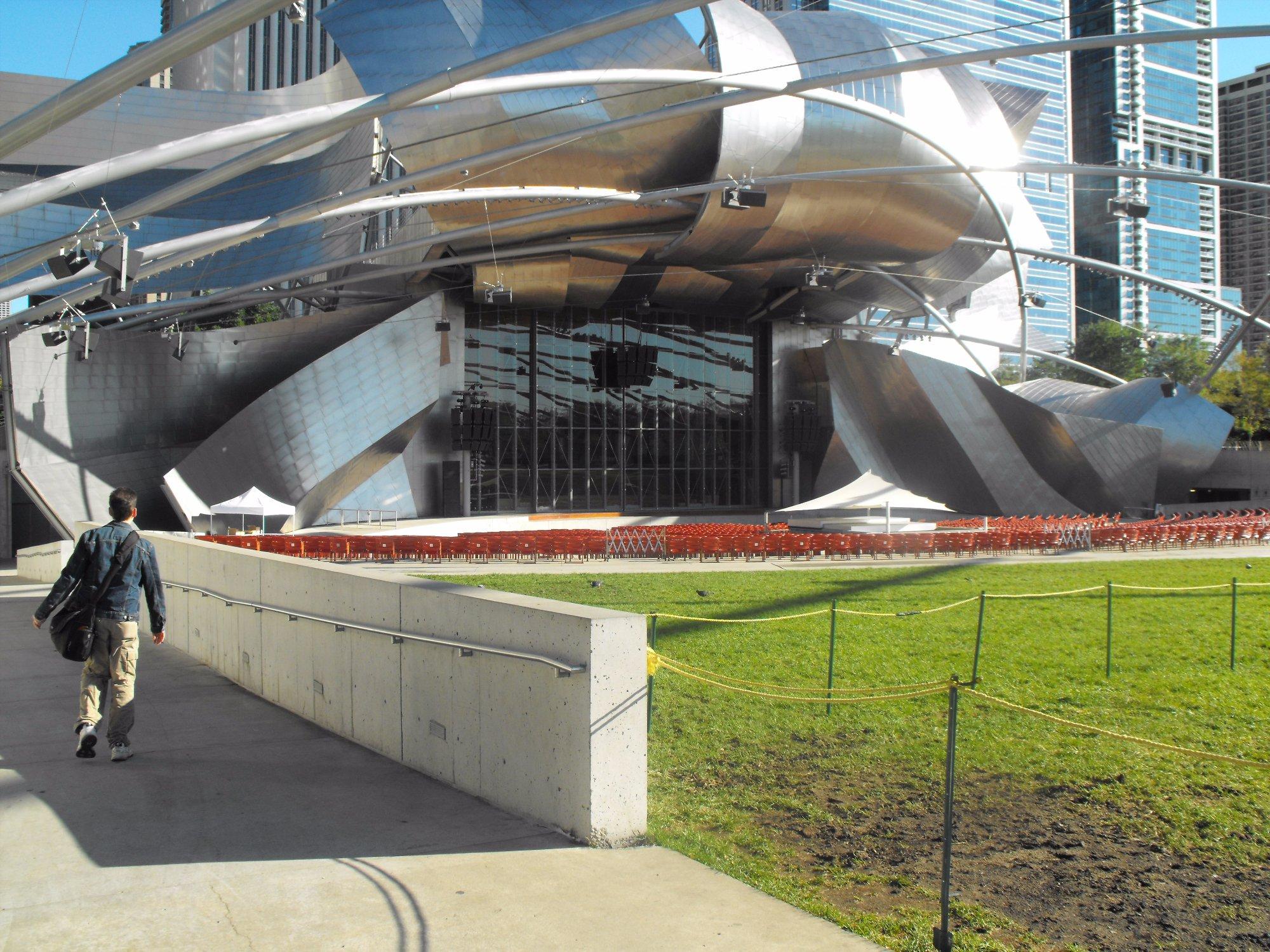 Jay Pritker Pavilion