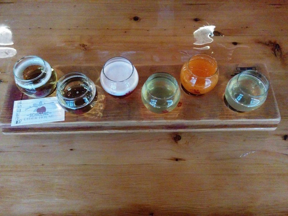 Schilling Cider House The 10 Best Restaurants