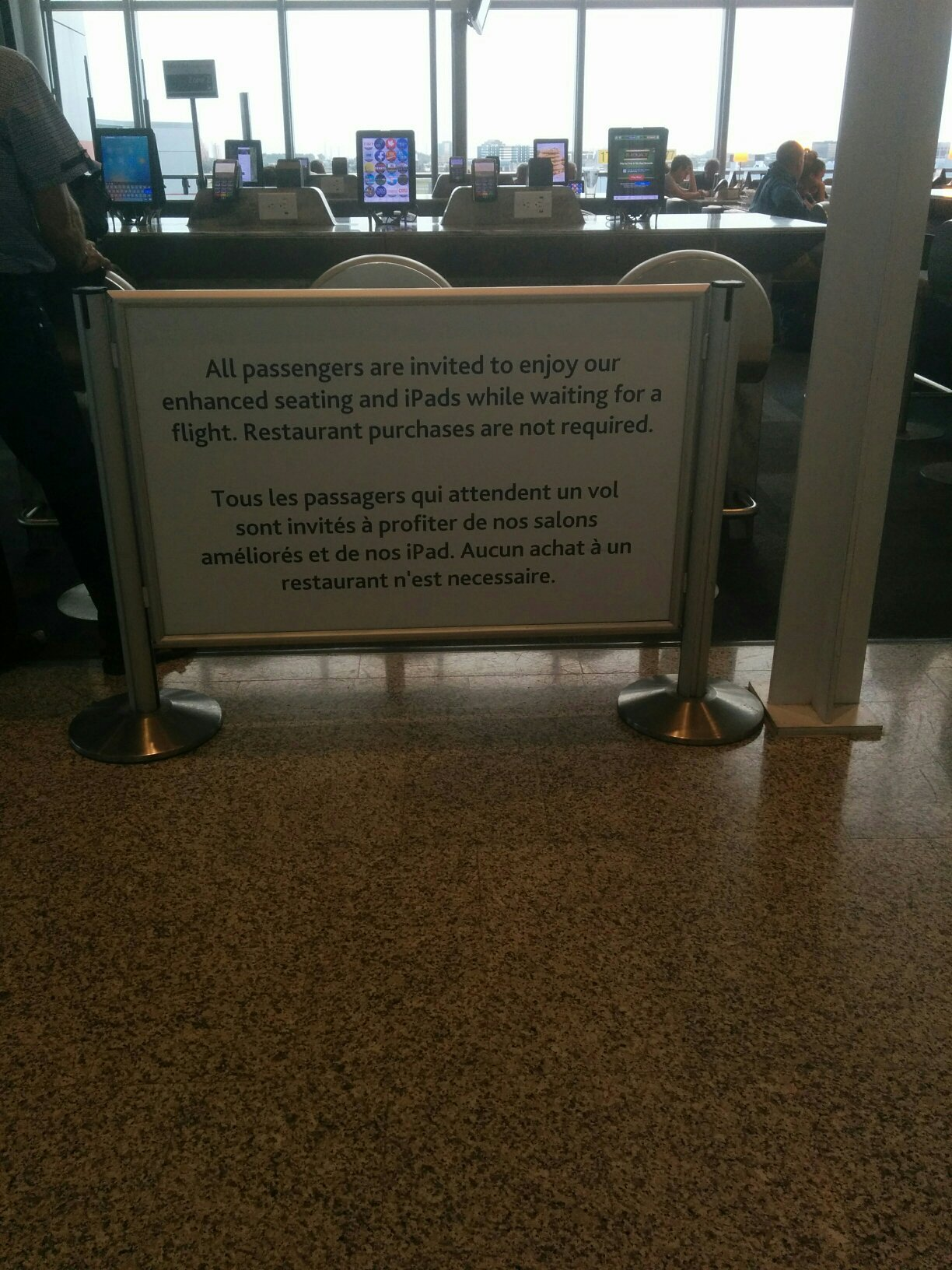 Toronto International airport
