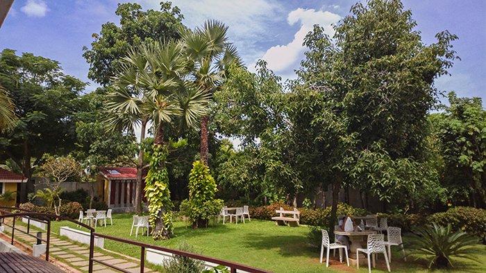 Jardin de olive auroville tripadvisor for Au jardin restaurant singapore botanic gardens