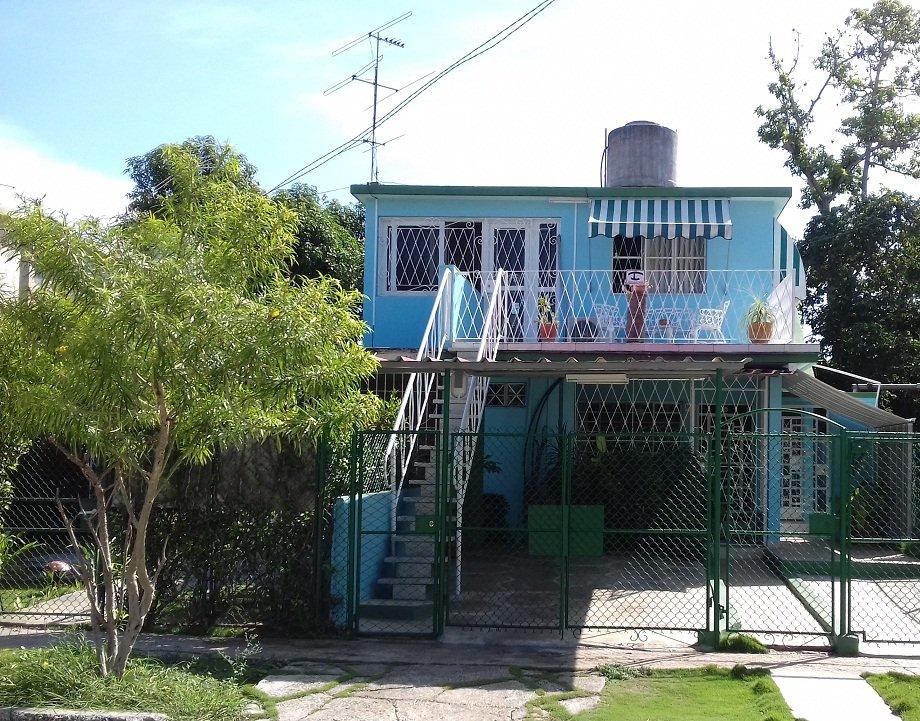 House Bertha and Fidel