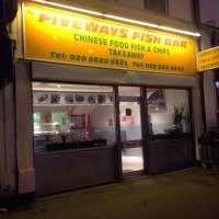 Five Ways Fish Bar & Chinese Takeaway