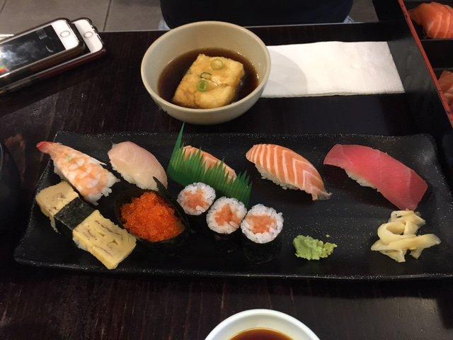 Sushi casino sydney