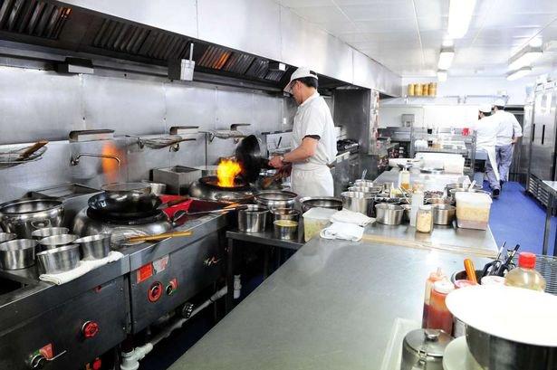 Gourmet oriental london omd men om restauranger for C kitchen chinese takeaway restaurant
