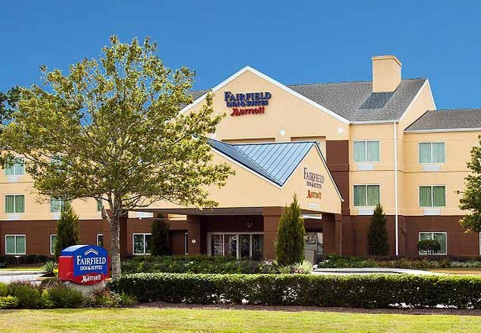 Fairfield Inn & Suites Savannah Airport