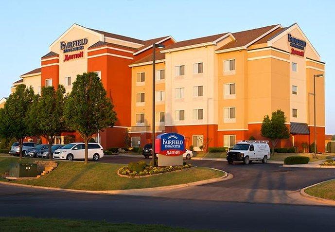 Fairfield Inn & Suites Lawton