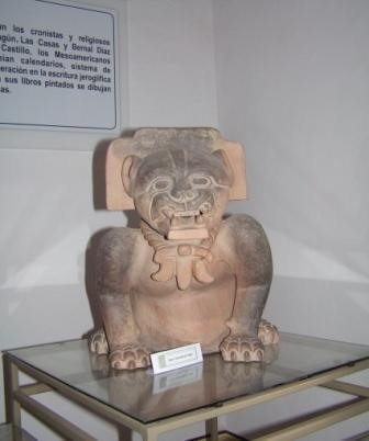 Guanuhaya Archaeology Museum