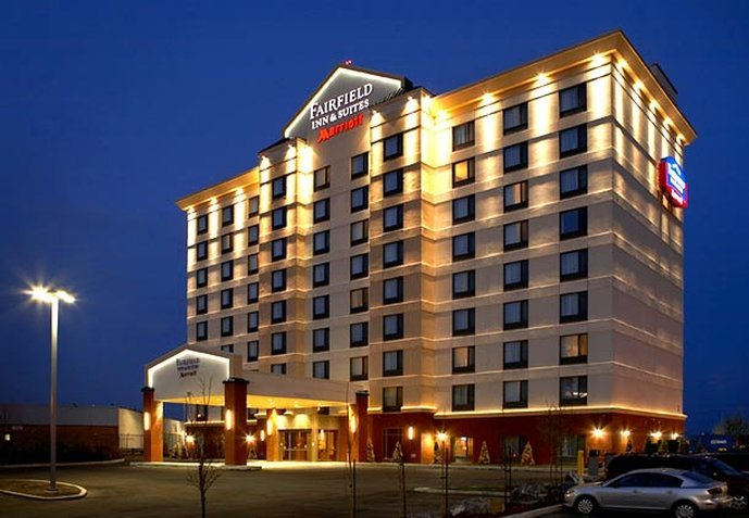 蒙特婁機場 Fairfield Inn&Suites 飯店