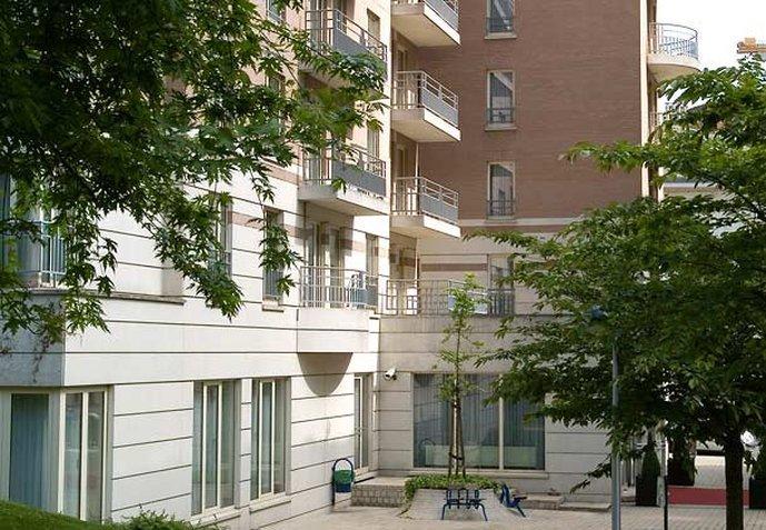 Marriott Executive Apartments Brussels, European Quarter