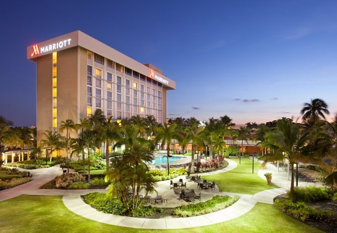 Miami Airport Marriott