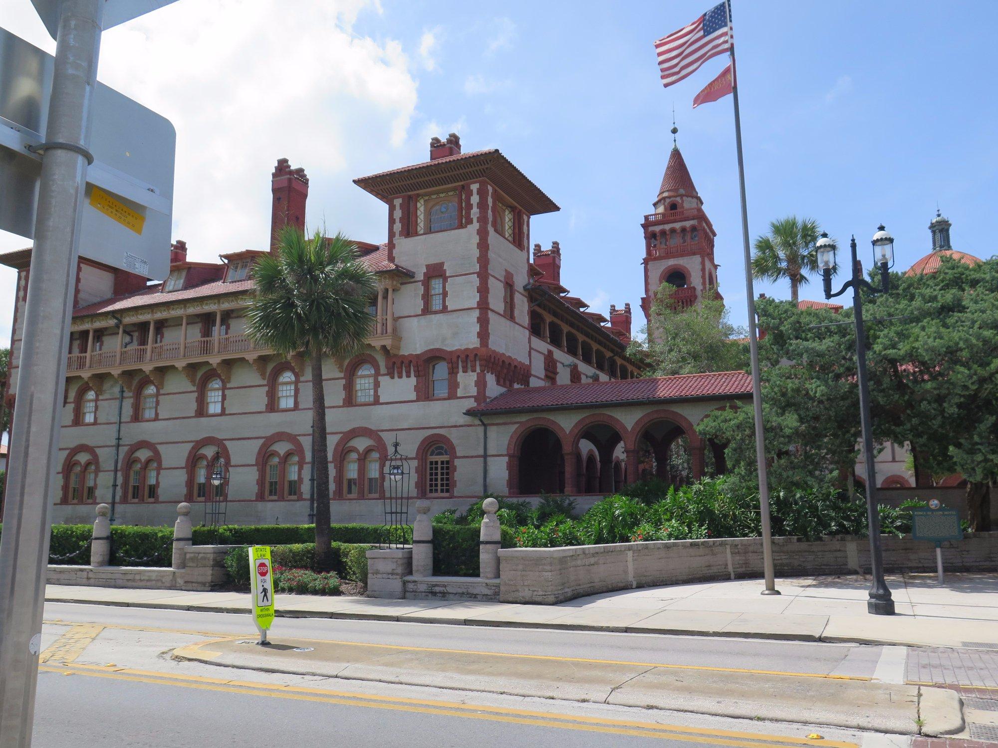 Saint Agustine, Florida bellisimo e historico no te lo pierdas