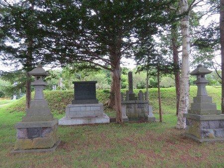 Higashiezochi Nambu Sawara Jinya Remains
