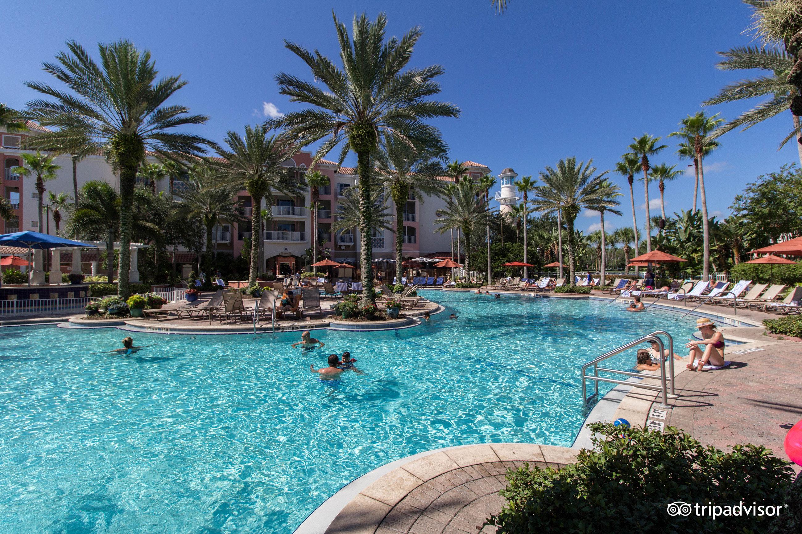 Marriott s Grande Vista Orlando FL 2018 Hotel Review & Ratings