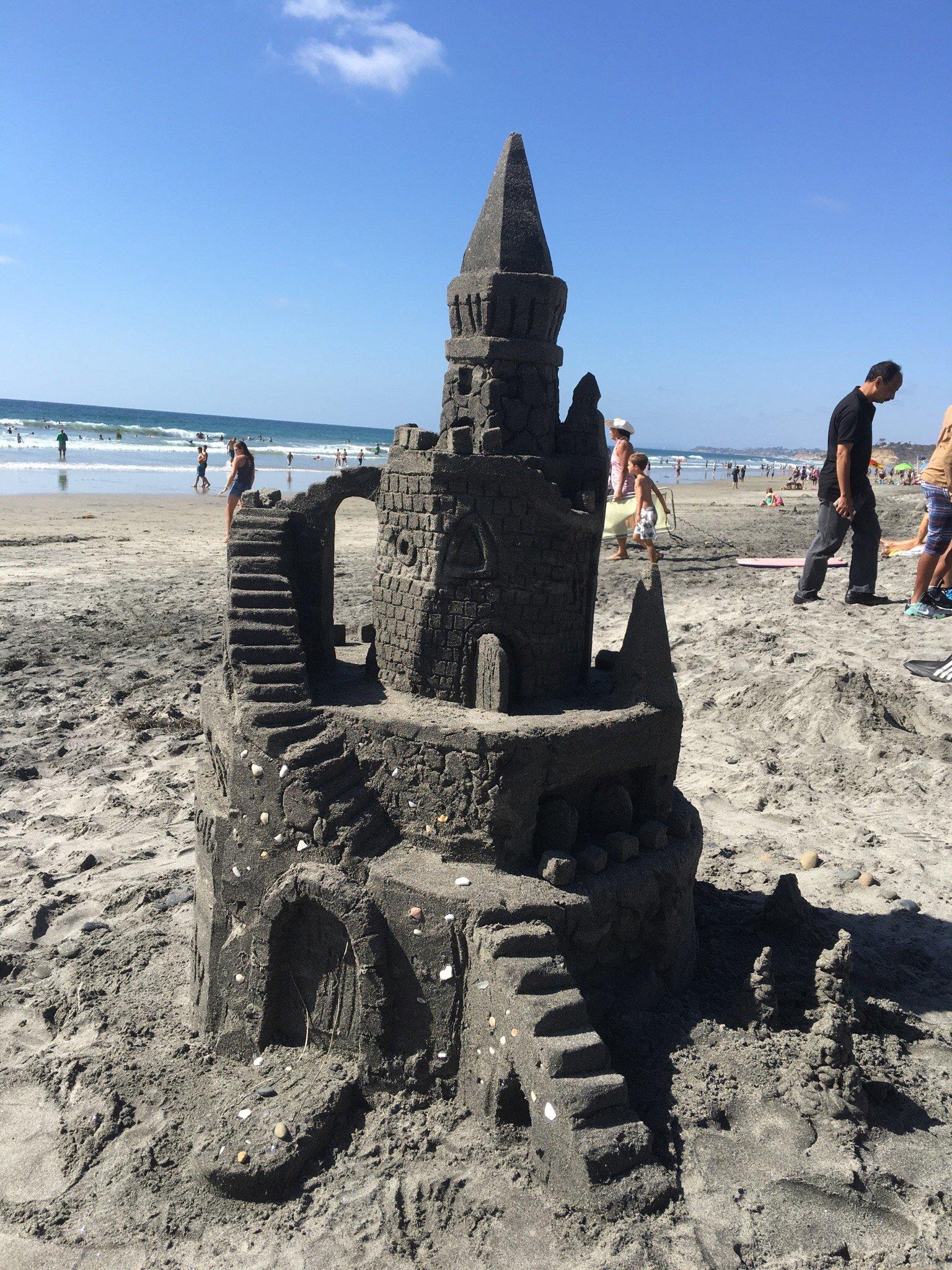 Del Mar Beach September 2016