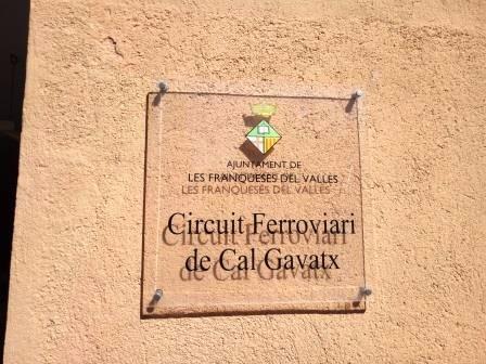 Circuit Ferroviari de Cal Gavatx